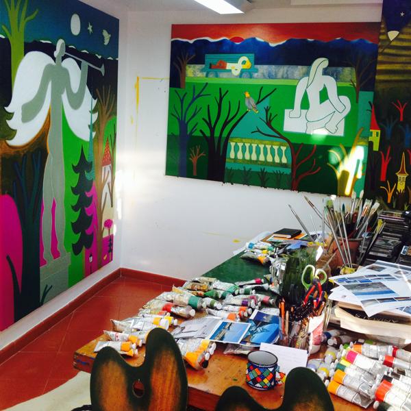 Work in progress, Summer 2015