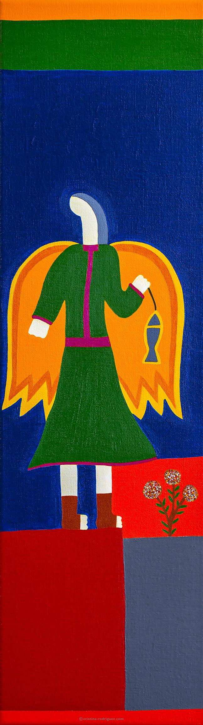 Saint Raphaël Archangel