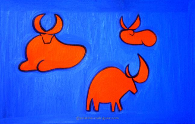 The eternal buffalos