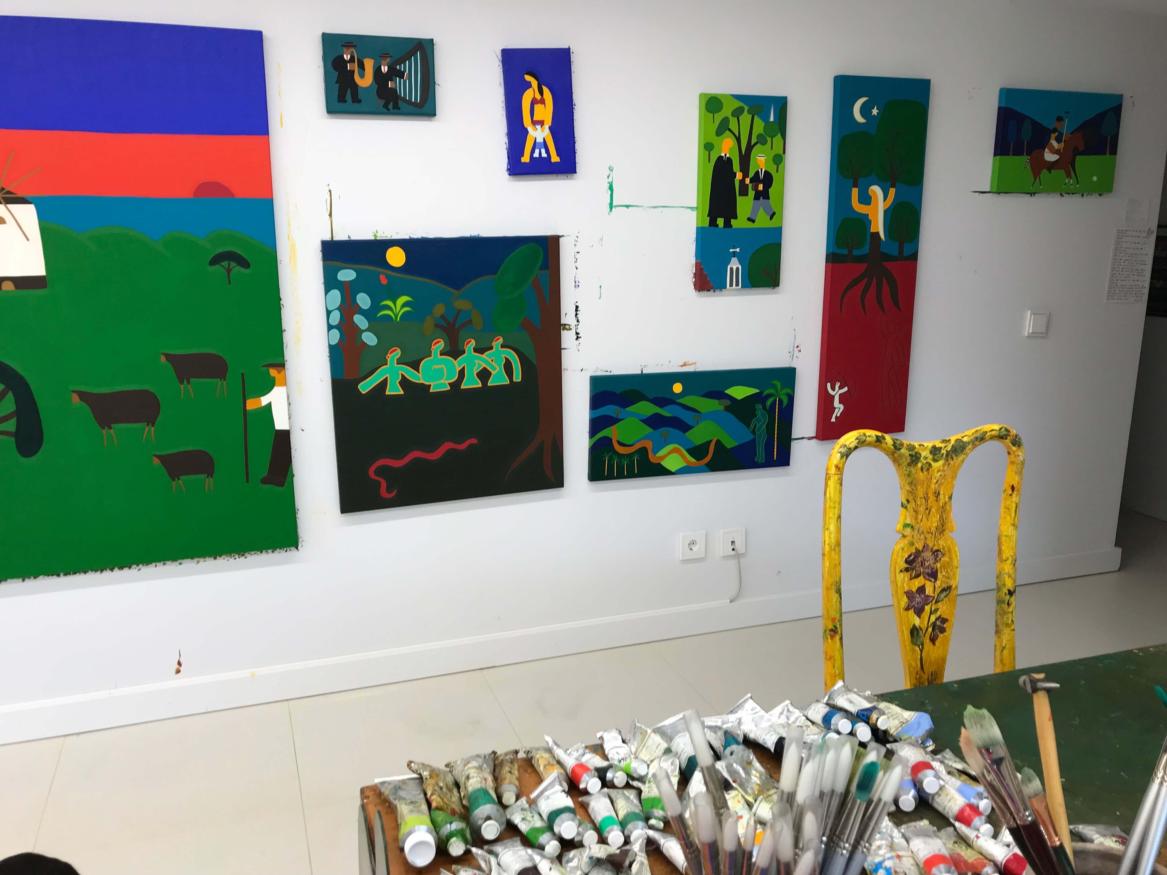 Studio in Estoril 51