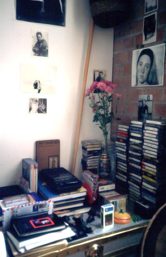 Studio in East London