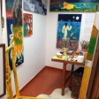 My studio in Summer 2014