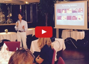 Cristina Rodriguez´s speech to Féminin Pluriel